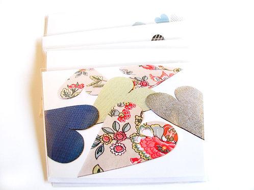Fabric Love - Blank Card