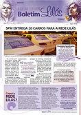 Informativo Boletim LILÁS [SPM-RS 2013]