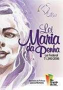 Cartilha da Lei Maria da Penha - Tamanho A6 - Papel Reciclado