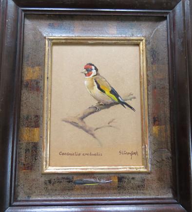 23/08/21 - Unique oil painting auction raises  funds for SBS