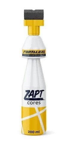 ZAPT TINTA PARA REJUNTE 200ML - FORTALEZA