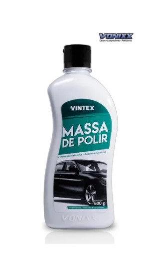MASSA DE POLIR 600G  VINTEX - VONIXX