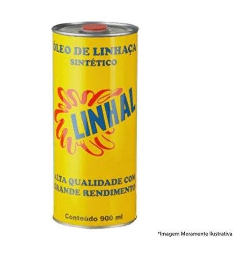 OLEO DE LINHACA 900ML - LINHAL