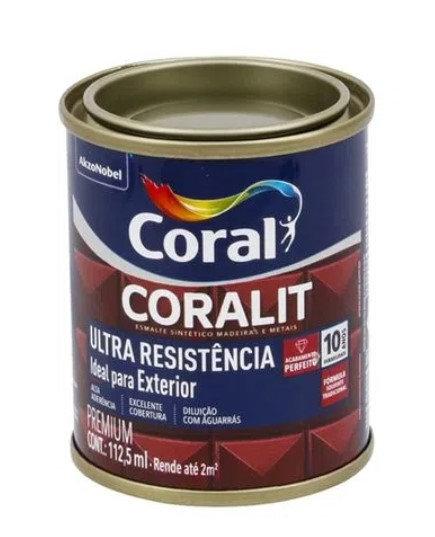 CORALIT ULTRA RESIST. ALUMINIO 112,5 ML - CORAL