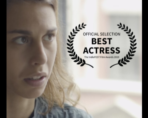 Carolina Nominated as Best Actress by IndieFEST Film Awards