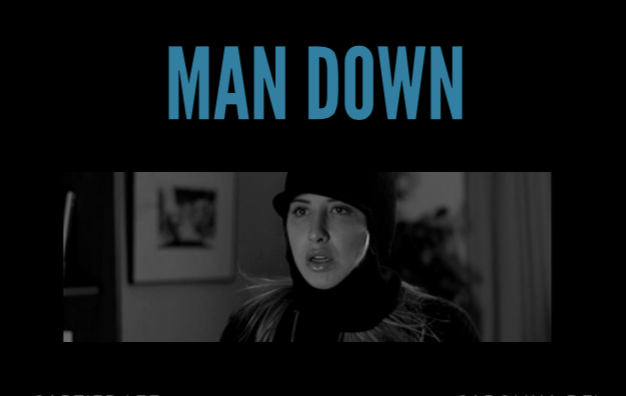 MAN DOWN and Getting A Scholarship both selected by World Premiere Film Awards