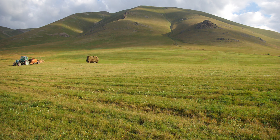 Webinaire 7 Languages, Dialects and Isoglosses of Anatolia, the Caucasus and Iran