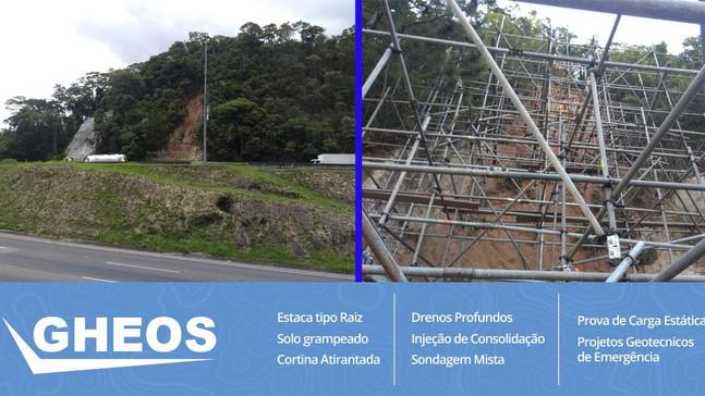 SOLO GRAMPEADO - ANDAIME METÁLICO