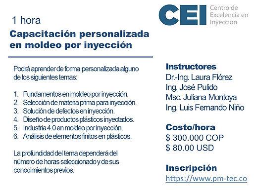 Capacitación personalizada para empresas