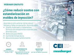¿Cómo reducir costos con estandarización en moldes de inyección?
