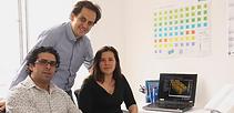 Equipo PM Tec, Dr.-Ing. Alejandro Muñoz, Dr.-Ing Miguel Garzón y Dr.-Ing. Laura Flórez