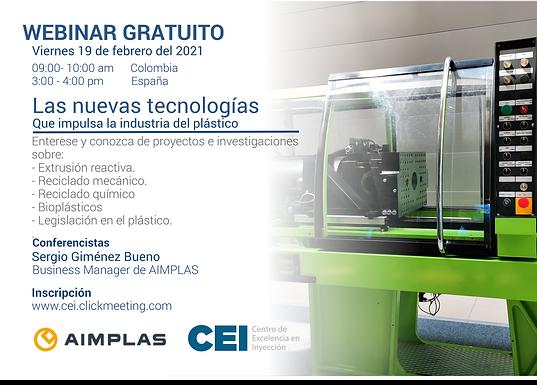 Las nuevas tecnologías que impulsa la industria del plástico
