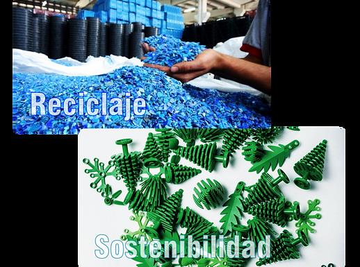 Hacia la economía circular en plásticos: Legislación, soluciones para fin de vida, tecnologías y materiales