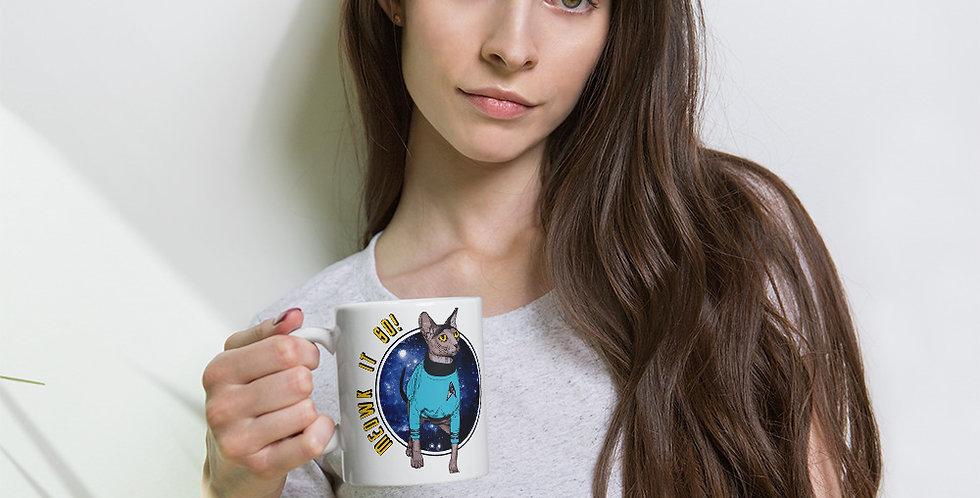 Meowk It So Mug