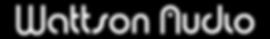 wattson audio logo