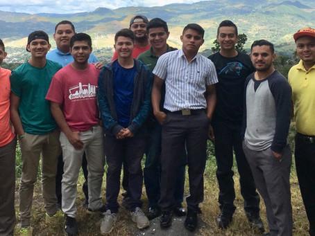 Hearts for Nicaragua Christmas 2017