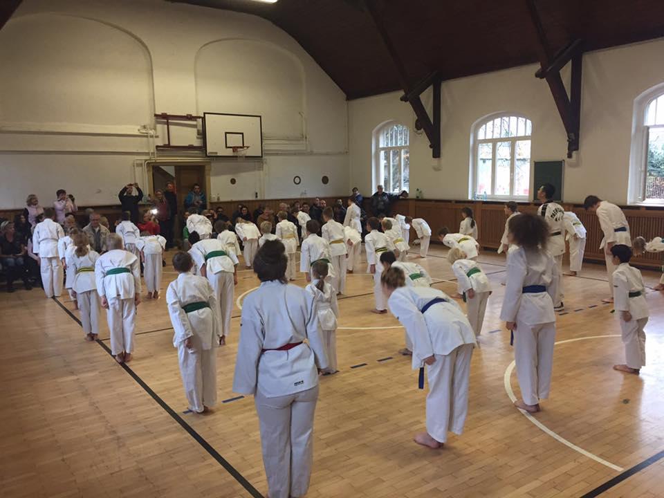 Taekwondo Leipzig: Gürtelprüfung
