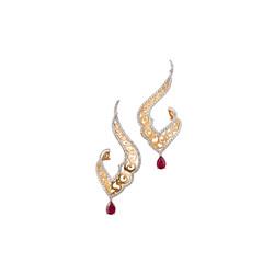 Ruby Rumi Earings