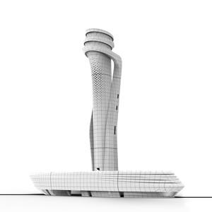 ATC Tower- Exterior Panels