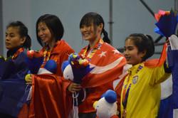 2019 SEA Games Bronze medalist, Yap Su Jun