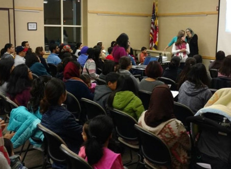 Immigrant and English Learner Parent Advocacy
