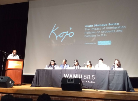 The Impact of Immigration Policies on Students & Families in DC