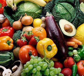 picture of fruit and vegetables