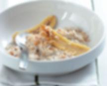 Banana Cream Pie Oatmeal recipe