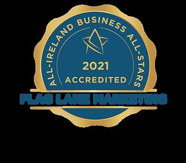 Accreditation Logo - Flag Lane Marketing