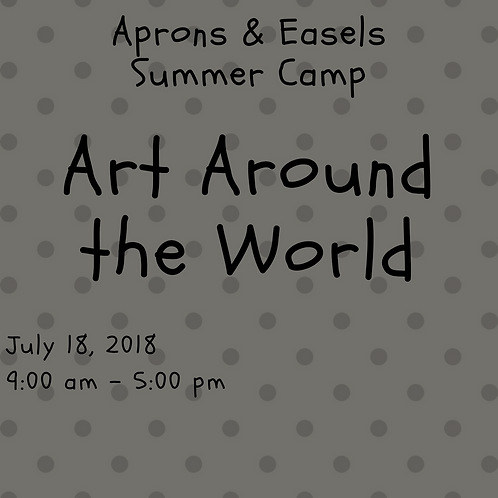 Art Around the World Camp