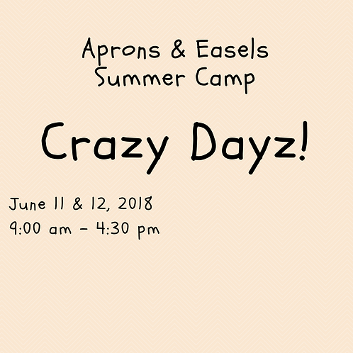 Crazy Dayz!