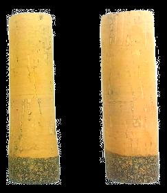 "3.5"" Ice Rod Cork Handle"