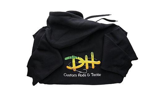 DH 12wt Hoodie full zip