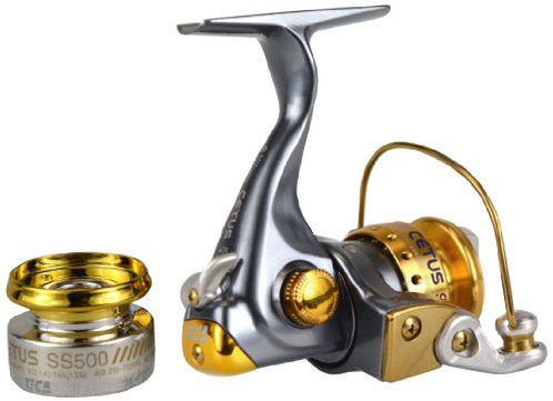 The Single Best Value In Super Ultra Light Spinning Reels, The Cetus Series  Is Small And Compact, And Is Perfect For All Trout, Panfish, Ice Fishing,  ...