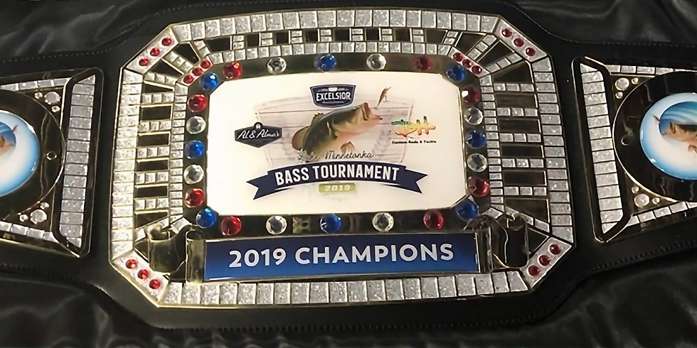 DH Custom Rods FALL BRAWL Bass Tournament