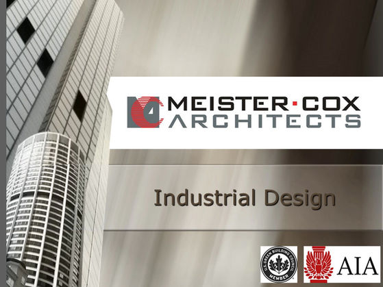 Did you know we design Industrial Buildings?
