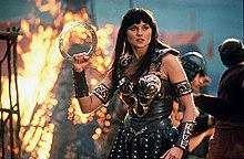 THE REAL XENA