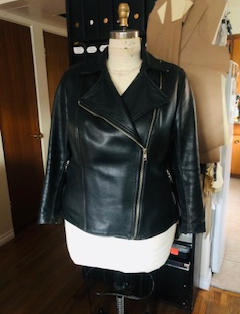 FIRST TRYMOPTORCYCLE JACKET