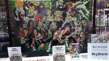 THE 1st ANNUAL DERBY CITY CAVALCADE OF COMICS IS A SUCCESS!!...