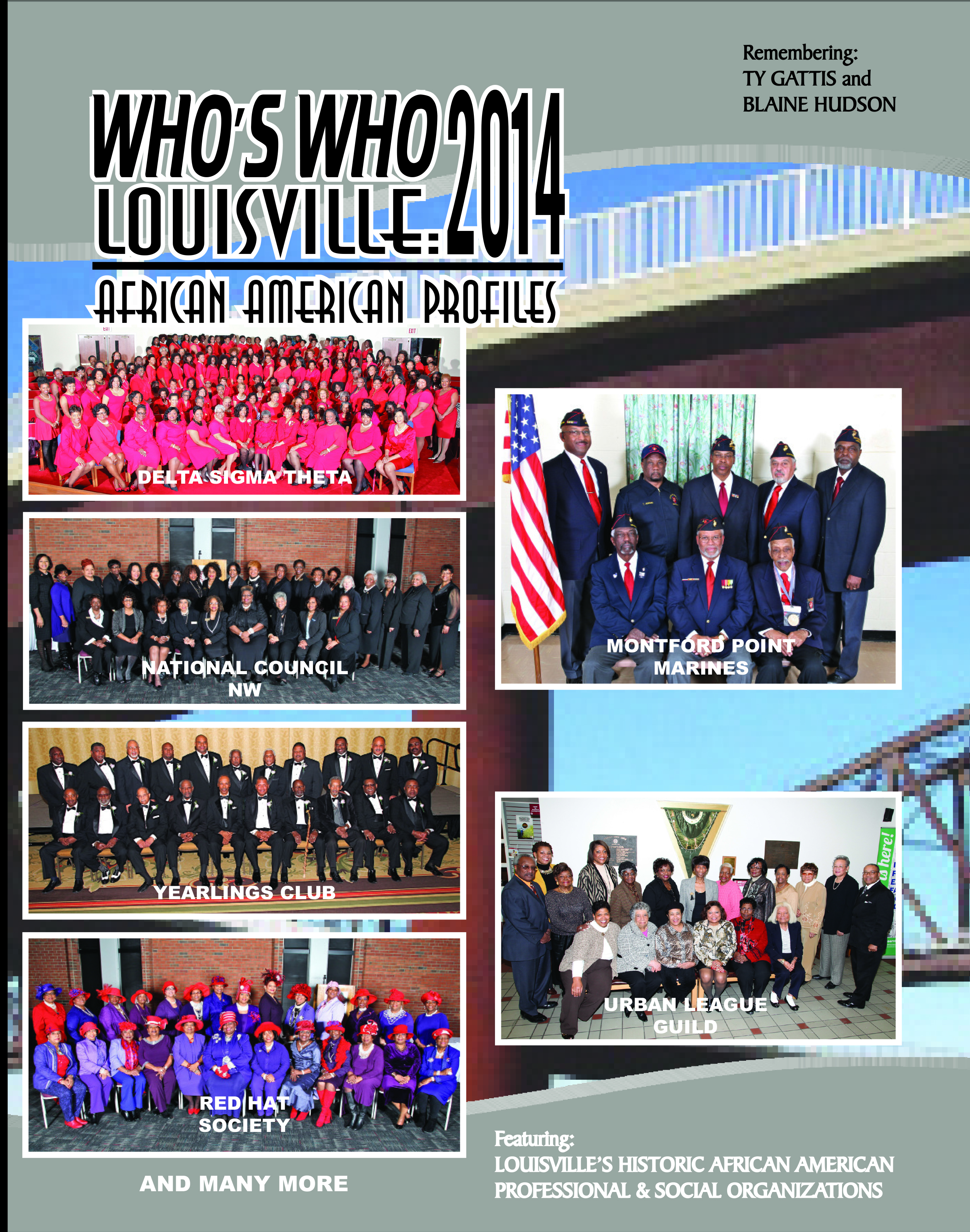 WHO'S WHO LOUISVILLE: 2014