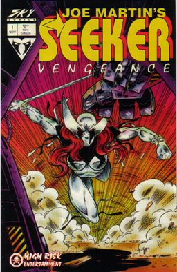 SEEKER: Vengeance #1