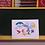 Thumbnail: Rainbow Flock print
