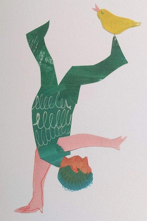 Acrobat card