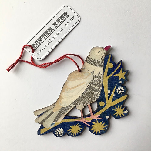 Peace Dove decorations