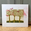 Thumbnail: Three Trees linocut