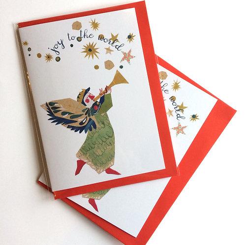 Joyful Angel card