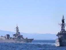 海上自衛隊 観艦式