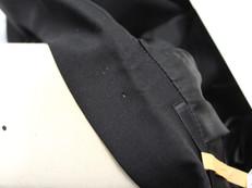 礼服ジャケットの虫穴修理(リフォーム)