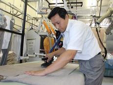 着物・浴衣・絞り・加工品のクリーニング