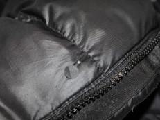 ダウンジャケットの焦げ跡修理(リフォーム)